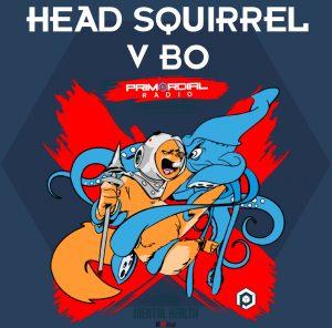Head Squirrel #prfam designed merch