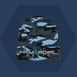 Primordial Radio Camo hat