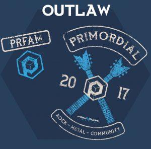 Outlaw #prfam designed merch