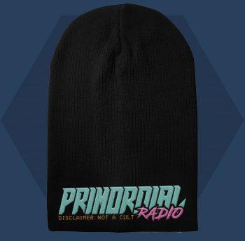 Retro Wave Primordial Radio Hat