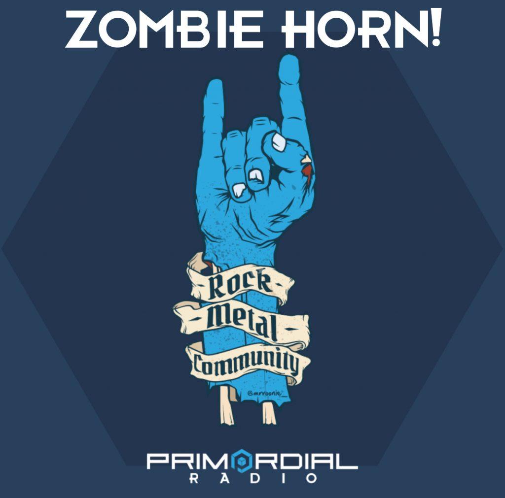 Zombie Horn prfam Design