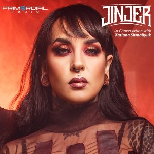 In conversation with Tatiana from Jinjer