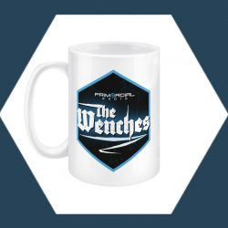 The Wenches 15oz Mug - Left View