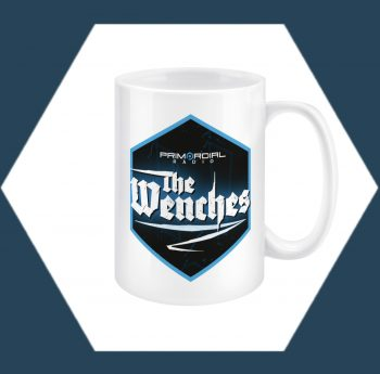 The Wenches 15oz Mug - Right View