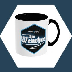 The Wenches Two Tone Mug