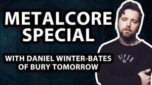 Bury Tomorrow Metalcore Special on Primordial Radio
