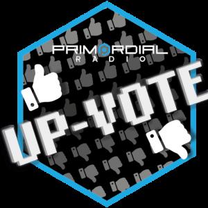 Primordial Radio Upvote Logo