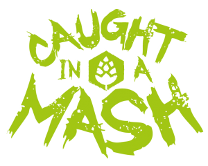 Caught in a Mash logo