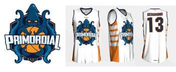Primordial Radio Custom Basketballl tops