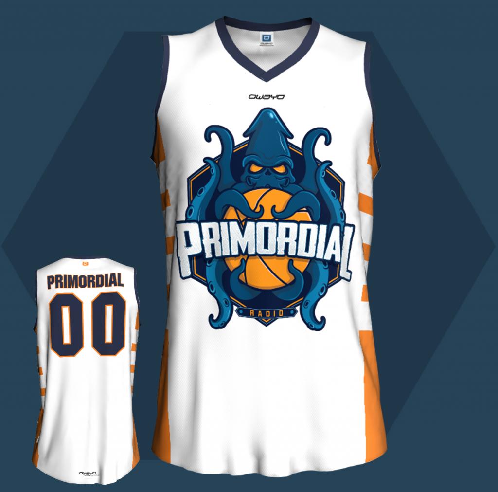 Primordial Basketball tops