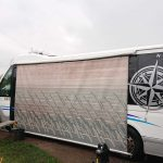 Primordial Radio Inkubus Camper - with added awning !