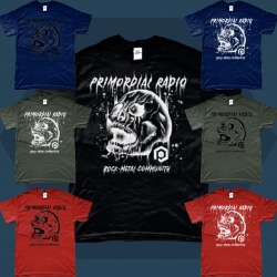 Skull Deisgn Rock and Metal T-Shirt