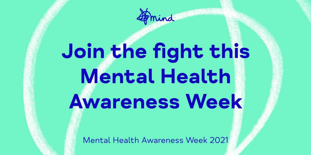 Mind - MHA 2021 Week - Join the fight