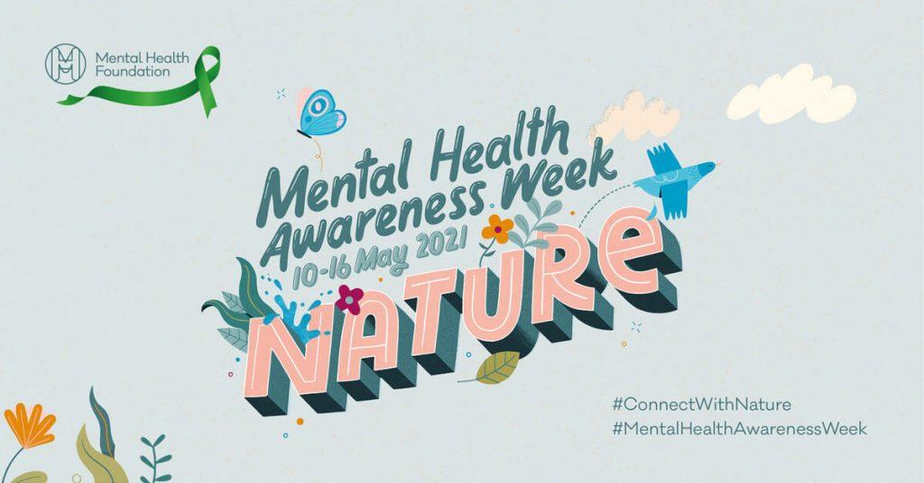 Mental Health Awareness Week - Nature Image