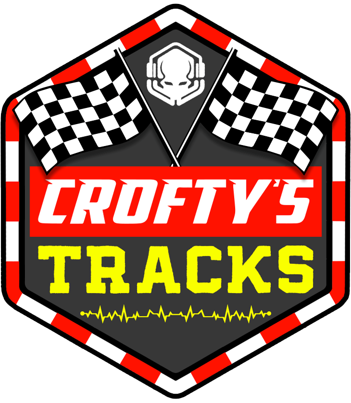 Croftys Tracks Podcast Logo
