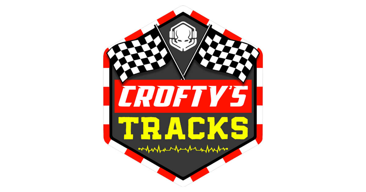 Croftys Tracks Podcast Landscape Logo 2021